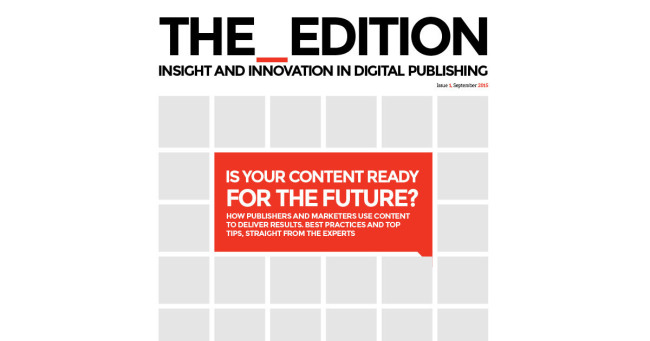 THE_EDITION magazine, Issue 1