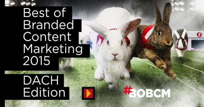 Best of Branded Content Marketing 2015: DACH Region Edition