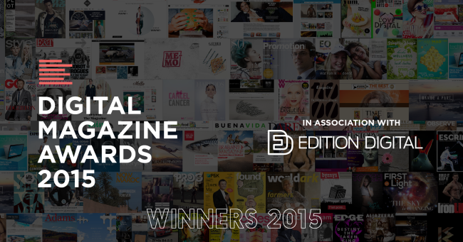 DMA 2015 Winners Magazine