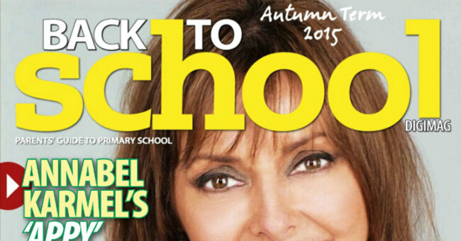 Back To School Mag Sep 2015