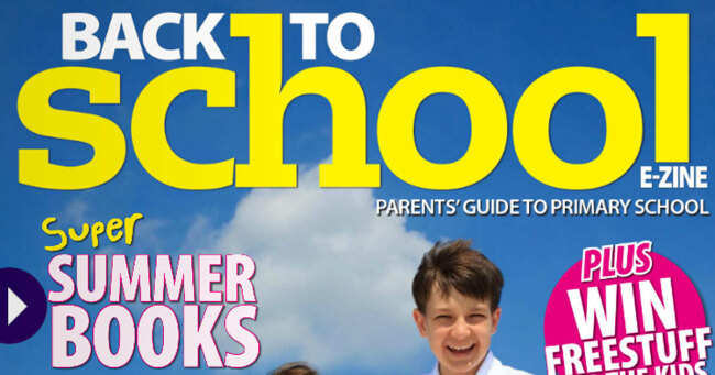 Back To School Mag July 2013