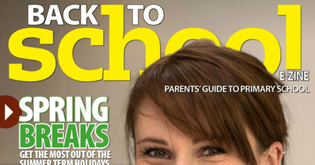 Back To School Mag April 2014