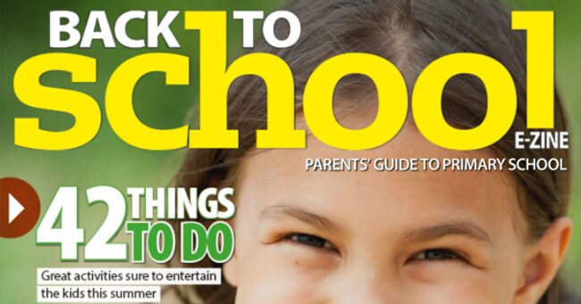 Back To School Mag July 2014