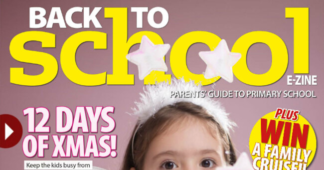 Back To School Mag Xmas 2013