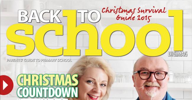 Back To School Mag Xmas 2015
