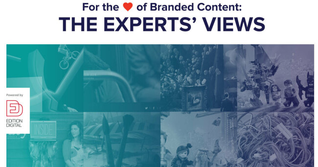 For the love of Branded Content: The expert's views
