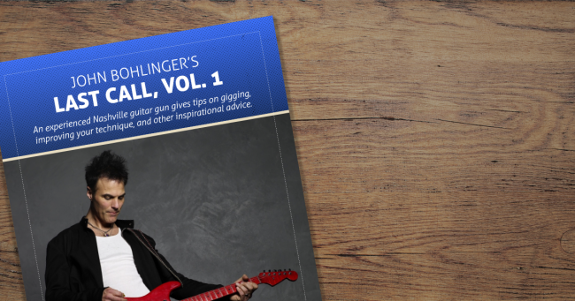 Digital Press - John Bohlinger's Last Call, Vol. 1