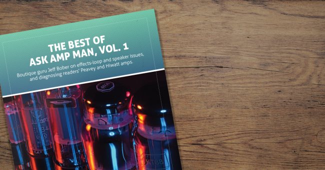 Digital Press - The Best of Ask Amp Man, Vol. 1