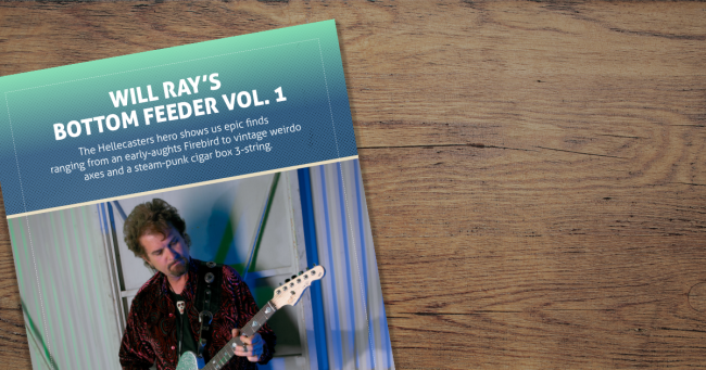 Digital Press - Will Ray's Bottom Feeder Vol. 1