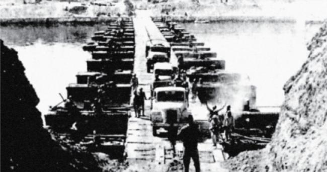 Egiptovski bojni pohod na Izrael