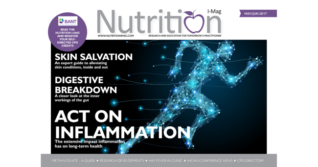 Nutrition I-Mag May/June 2017