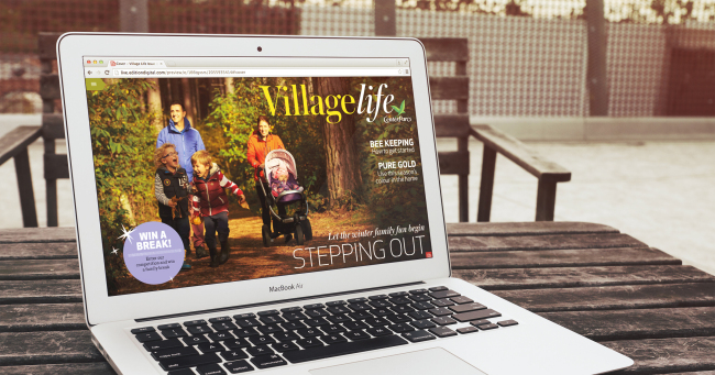 Center Parcs Village Life Media Kit 2017/18