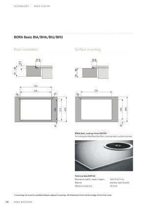 bora catalogue 01 2017 en page 136. Black Bedroom Furniture Sets. Home Design Ideas