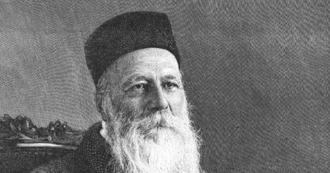 Henry Dunant, oče Rdečega križa
