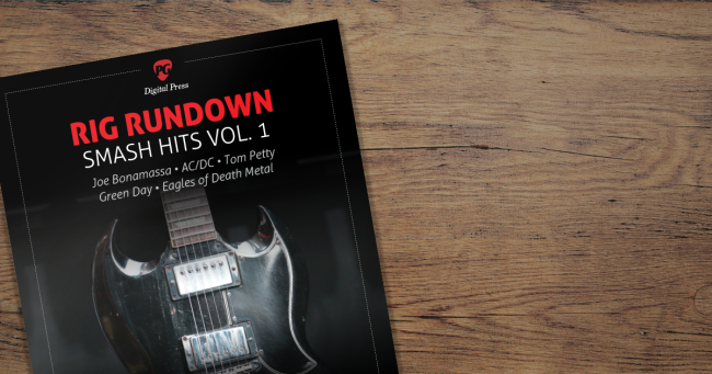 Digital Press - Rig Rundowns Smash Hits Vol. 1