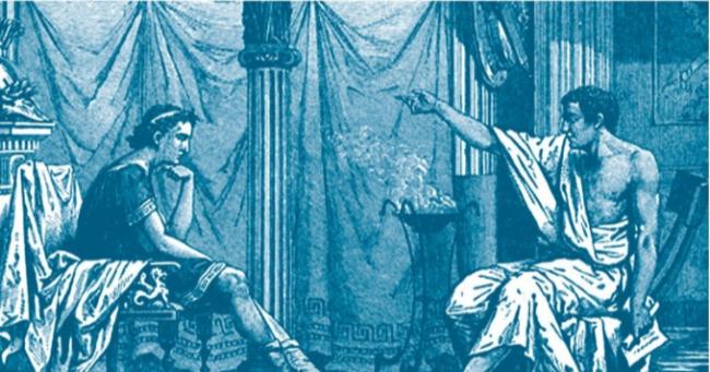 Aleksander Veliki: Makedonija je bila zanj premajhna