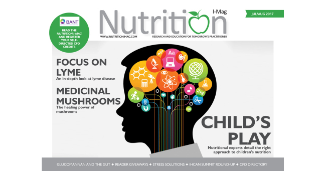 Nutrition I-Mag July/August 2017