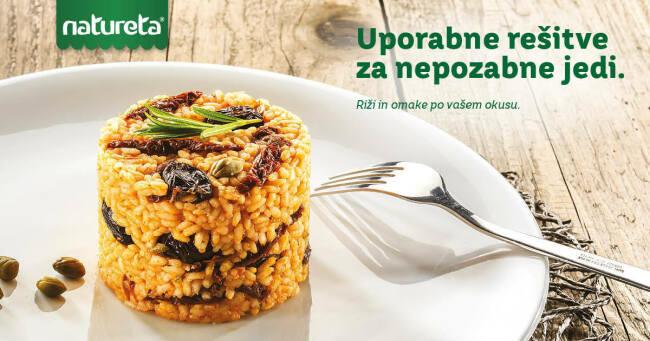 Omake & Recepti: Uporabne rešitve za nepozabne jedi