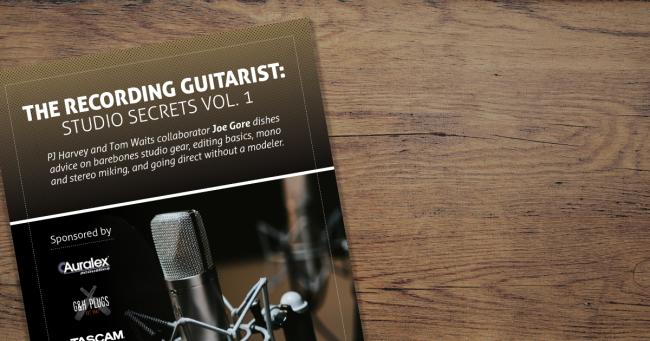 Digital Press - The Recording Guitarist Studio Secrets Vol. 1