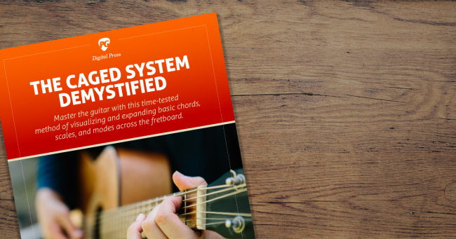 Digital Edition - The CAGED System Demystified
