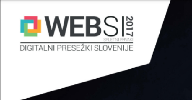 Websi - Spletni prvaki 2017