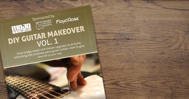 Digital Press - DIY Guitar Makeover Vol. 1