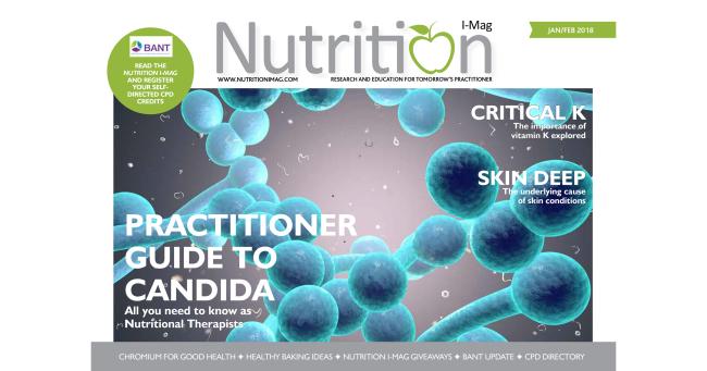 Nutrition I-Mag January/February 2018