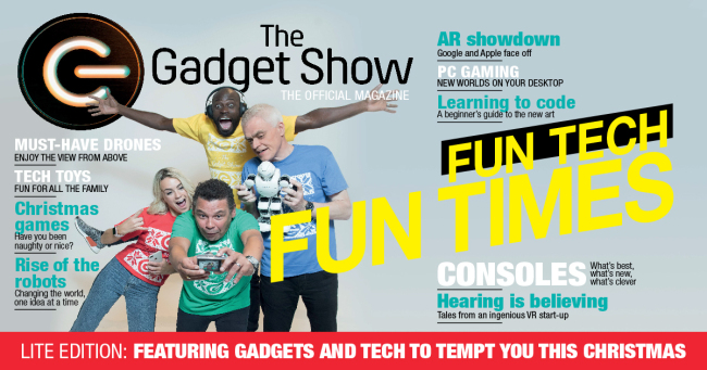 The Gadget Show lite edition