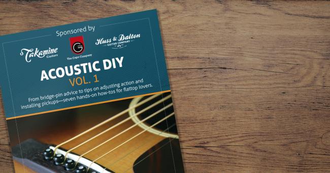 Digital Press - Acoustic DIY Vol. 1