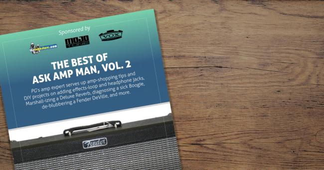 Digital Press - The Best of Ask Amp Man, Vol. 2