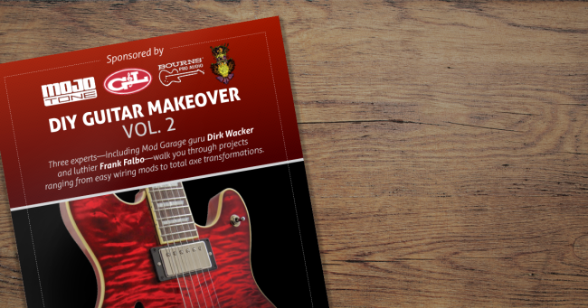 Digital Press - DIY Guitar Makeover, Vol. 2