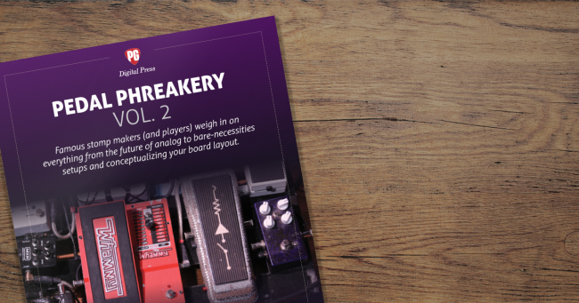 Digital Press - Pedal Phreakery Vol. 2