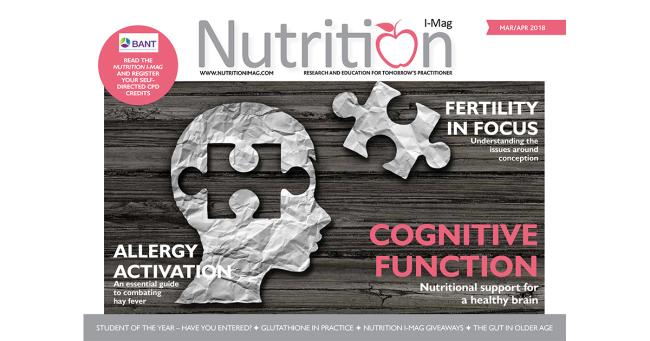 Nutrition I-Mag March/April 2018