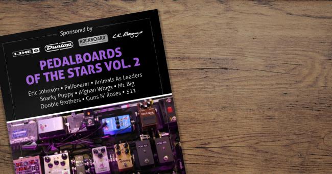 Digital Press Pedalboards of the Stars Vol. 2