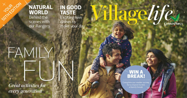 Village Life Issue 50