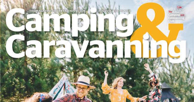 Camping Caravan Club August 2018