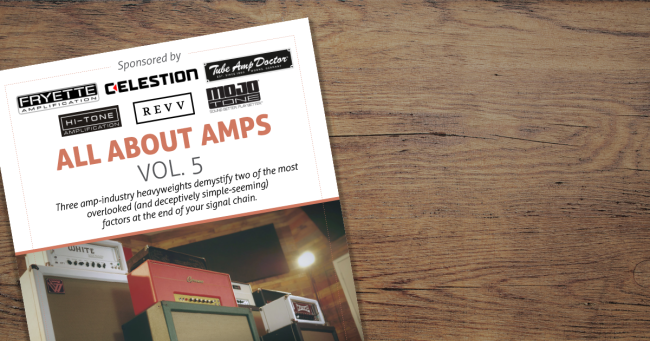 Digital Press - All About Amps, Vol. 5