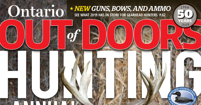 2018-2019 Hunting Annual