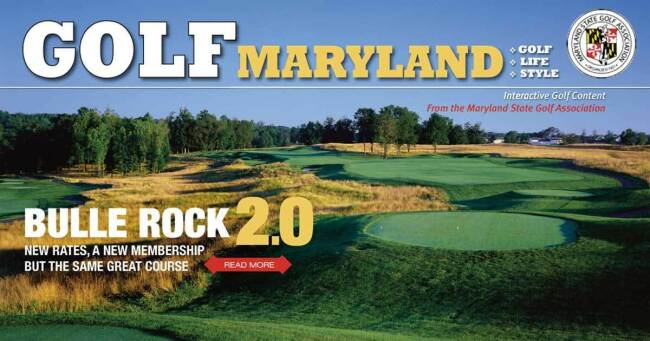 Golf Maryland September 2018