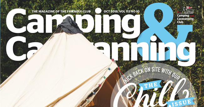 Camping Caravan Club October 2018