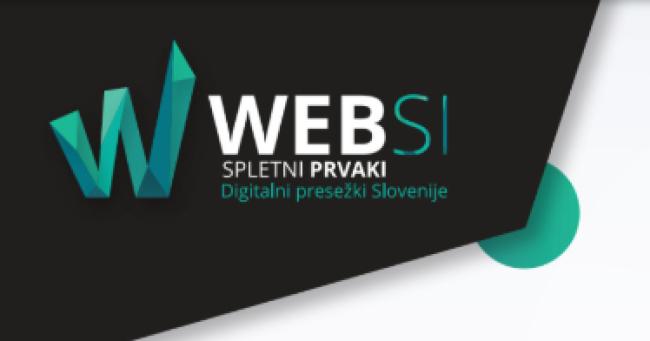 Websi - Spletni prvaki 2018