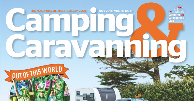 Camping Caravan Club November 2018