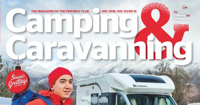 Camping Caravan Club December 2018