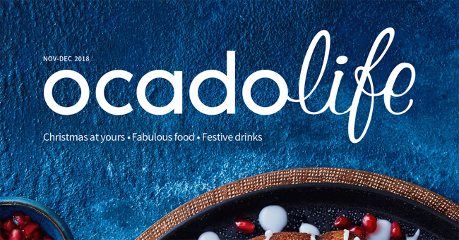 Ocadolife November - December 2018