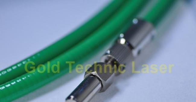 Optical fiber repair