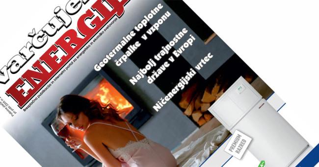 Revija Varčujem z energijo, št. 63, november 2018