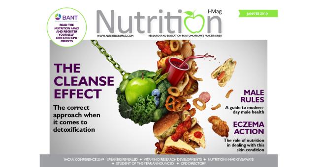 Nutrition I-Mag January/February 2019