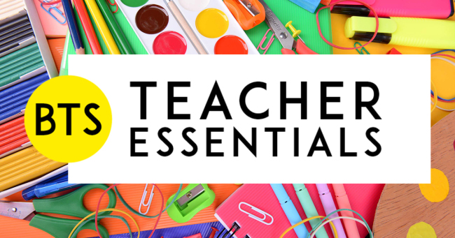 Teacher Essentials - January 2019