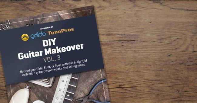 Digital Press - DIY Guitar Makeover Vol. 3