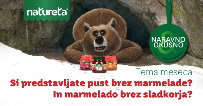 Naravno & Okusno: Marmelade